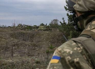 Українська армія вчиться атакувати