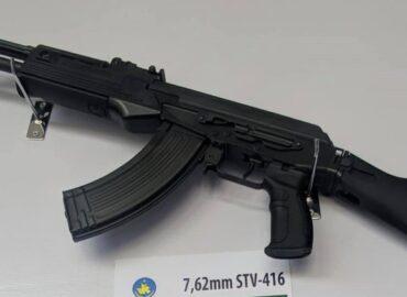STV-410 і STV-416: в'єтнамські автоматні гібриди