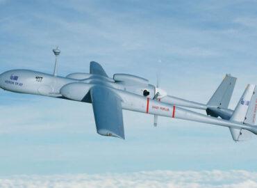 Ізраїльський дрон для Німеччини здійснив перший політ