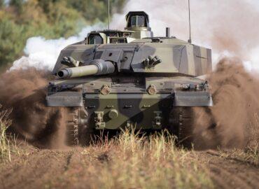 Танк Challenger 2: модернізація від Rheinmetall
