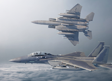 Винищувач F-15EX пішов в серію
