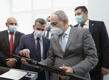 Вірменія почала збірку АК-103