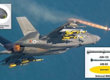 Американські літаки отримають ракети для самооборони