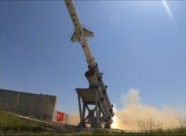 Турецька ракета Atmaca «здала іспити»