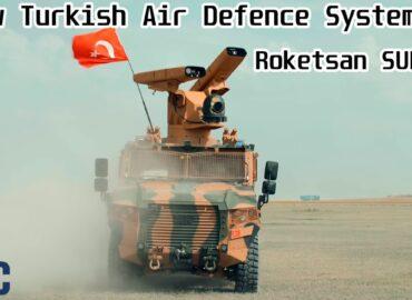 Комплекс ППО «Сунгуров» зміцнить військову оборону Туреччини