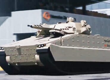 Південна Корея показала БМП для австралійської армії
