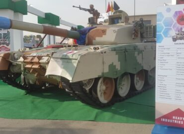 Al Khalid-1: танк трьох країн