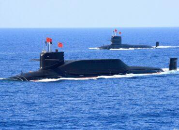 Дві ПЛАРБ поповнили склад ВМС Китаю
