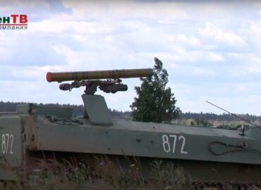 Білорусь випробовує новий ПТУР