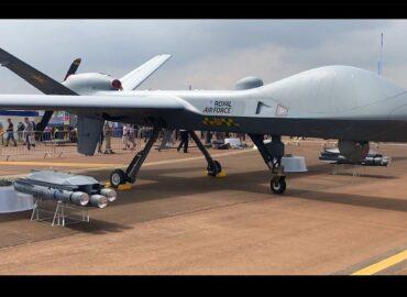 Великобританія озброїться новими ударними дронамі