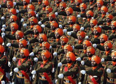 Гасло «Роби в Індії» і його вплив на розвиток сухопутних військ країни