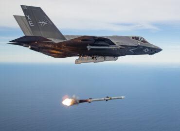 Збірка першого F-35 для Данії вийшла на фінішну пряму
