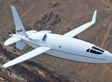 Американці розсекретили «літак-кулю»