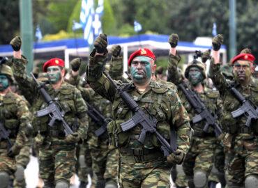 Особливості оборонної промисловості Греції