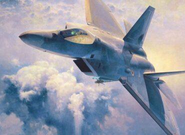 ARES: остання модернізація F-22