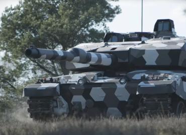 У НАТО з'явився танк з 130-мм гарматою