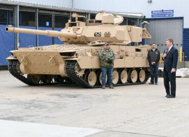 Армія США отримала легкі танки
