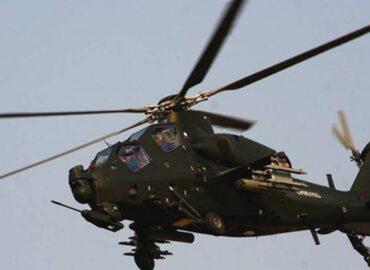 Китайські вертольоти озброїлися новими ракетами?