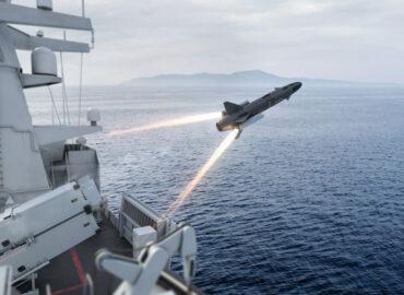 Нові Braunschweig озброяться ракетами RBS15