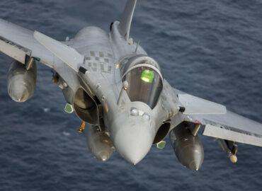 Lockheed Martin презентував лазери для винищувачів