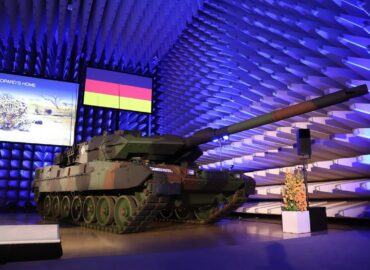 Leopard 2 A7V готується до служби