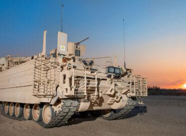 Перший наступник M113 вже в армії