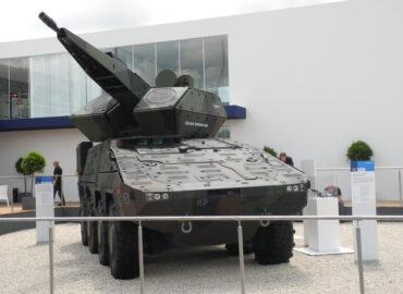 БТР «Боксер» як база для військової ППО