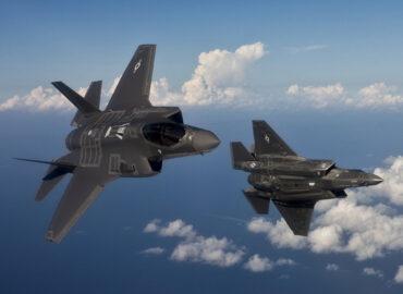 Австралія отримала 30-й винищувач F-35A