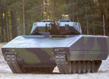 Rheinmetall продемонстрував новий БМП американцям