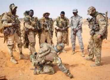 Бундесвер готує спецназ Нігеру