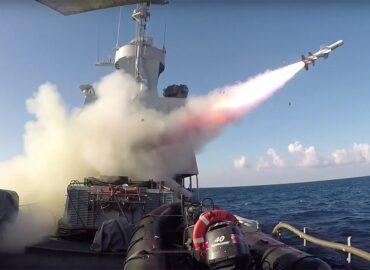 Ізраїльський флот випробував нову ракету