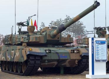 Південна Корея запропонувала свій танк Польщі