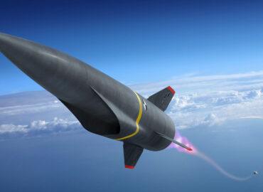 Гіперзвукові ракети HAWC майже готові
