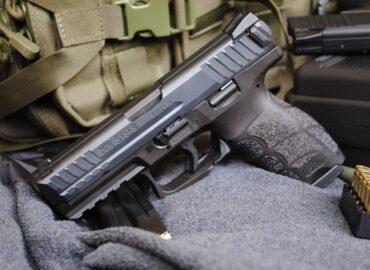 Литовська армія переходить на єдиний пістолет