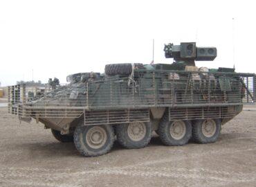 Stryker повоюють проти танків і піхоти