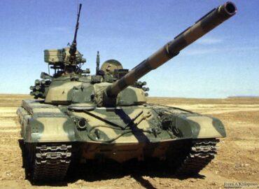 Чехія залишається з Т-72