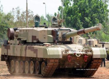 Індійські танки навчилися стріляти ракетами