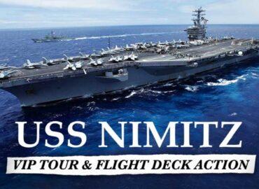 Nimitz прослужить півстоліття?