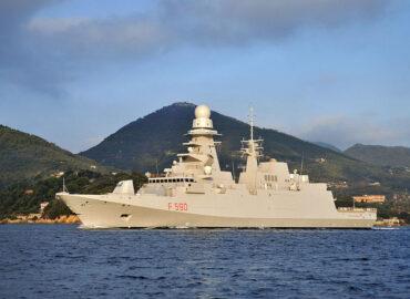 Єгипет «перехопив» кораблі ВМС Італії