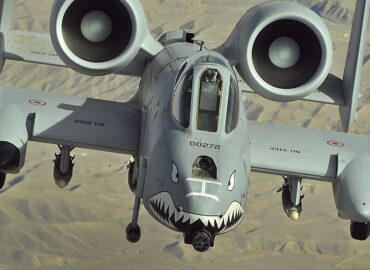 A-10 Thunderbolt II: «списати не можна залишити»