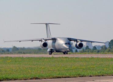 Україна планує оновити парк військово-транспортної авіації