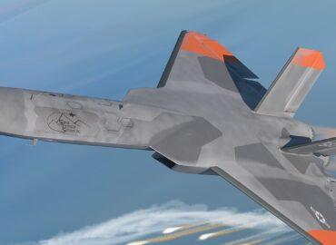 У США готують до польоту імітатор винищувача 5-го покоління