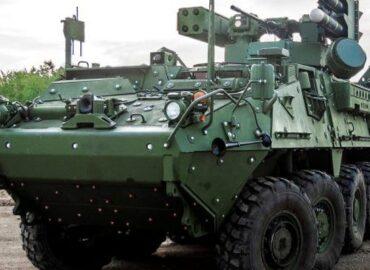 IM-SHORAD: універсальний боєць американської армії