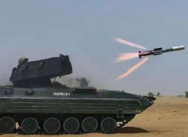Індія оснастить БМП-2 новітніми протитанковими ракетами