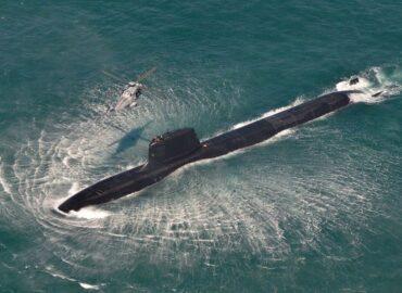 Французький атомний підводний човен Suffren протестував своє озброєння