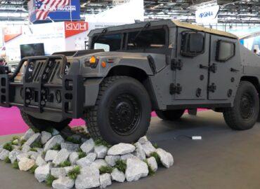 NXT 360: Humvee на стероїдах