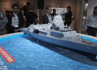 Британці допоможуть австралійцям в будівництві бойових кораблів