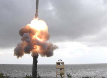 Індія випробувала ракето-торпеду