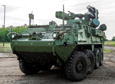 Stryker: тепер і система ППО