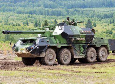 Міноборони України закупить чеські «Дани»